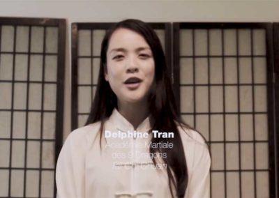 GNAM – Delphine Tran