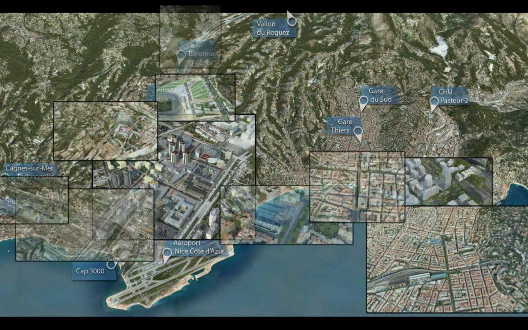 NCA – Simulation de projet
