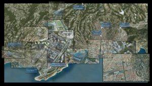 NCA - Urbanisme - Modélisation 3D sur Nice