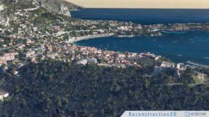 Neodym - Urbanisme - Modélisation 3D sur Nice