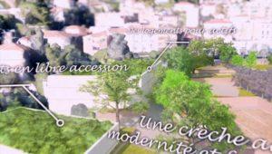 SPLV - Modélisation 3D sur Nice