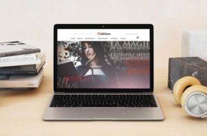 Création de site internet sur Nice
