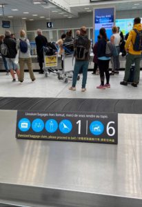 Graphiste Nice | Aeroport de Nice | Pictogramme | 008